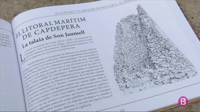 Un+llibre+reuneix+les+torres+i+talaies+costaneres+de+Mallorca