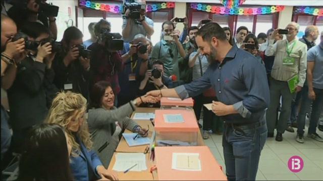 Els+principals+l%C3%ADders+espanyols+demanen+a+la+gent+que+surti+a+votar