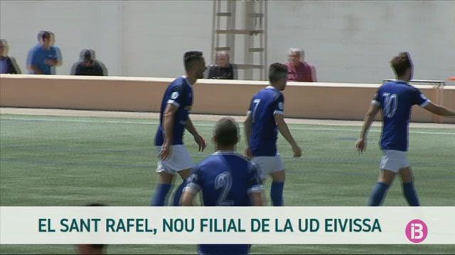 El+Sant+Rafel%2C+nou+filial+de+la+UD+Eivissa