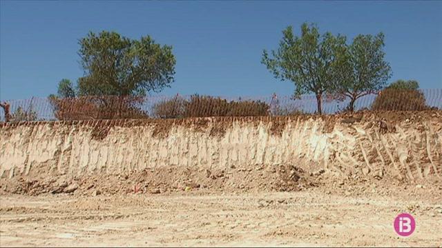 Descobreixen+gavetes+en+les+excavacions+de+l%27obra+de+la+carretera+de+Llucmajor+a+Campos