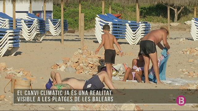 El+canvi+clim%C3%A0tic+ja+%C3%A9s+visible+a+les+platges+de+Balears