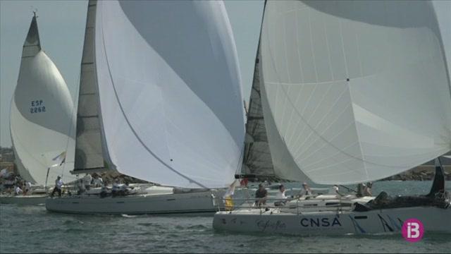El+N%C3%A0utic+Caf%C3%A8+del+Mar+ratifica+el+seu+domini+de+la+regata+Cartagena-Eivissa