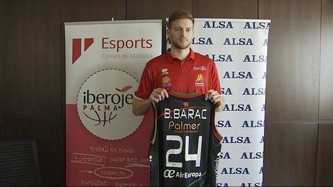 L%27Iberojet+Palma+presenta+Boris+Barac