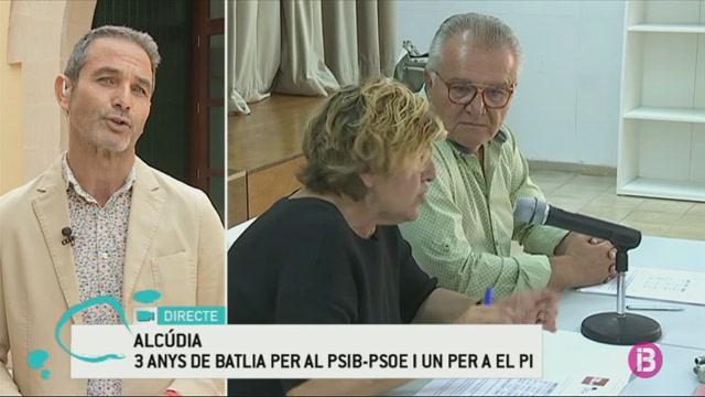 La+socialista+B%C3%A0rbara+Rebassa+ser%C3%A0+batlessa+d%27Alc%C3%BAdia+durant+els+3+primers+anys