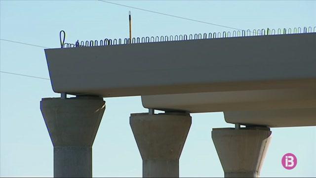 Comencen+les+obres+del+pont+que+connectar%C3%A0+l%27autopista+d%27Inca+amb+Lloseta