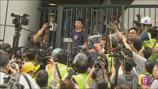 Continuen+les+protestes+a+Hong+Kong+contra+la+llei+d%27extradici%C3%B3