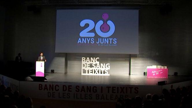 El+Banc+de+Sang+i+Teixits+de+les+Balears+compleix+20+anys
