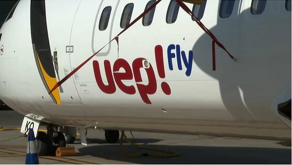 Uep+Fly+comen%C3%A7a+a+volar+avui+entre+les+Illes