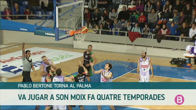 Pablo+Bertone+torna+al+Palma