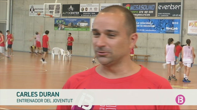 Carles+Duran%2C+entrenador+del+Joventut%2C+clausura+el+campus+de+l%27Alc%C3%A1zar