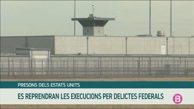 Els+Estats+Units+reprendran+les+execucions+per+delictes+federals