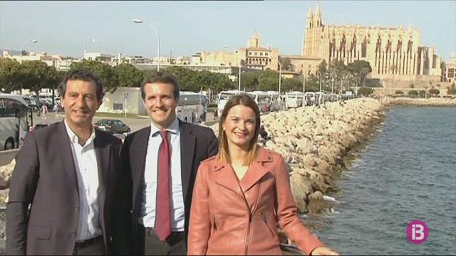 Pablo+Casado+ha+presentat+el+nou+organigrama+del+Partit+Popular