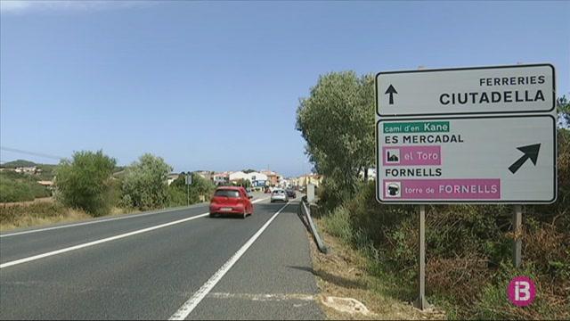 La+temporada+tur%C3%ADstica+multiplica+per+tres+els+vehicles+de+la+carretera+general+de+Menorca