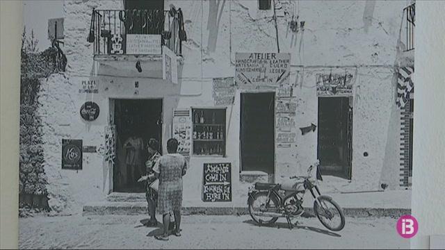 Una+exposici%C3%B3+de+fotografies+mostra+Dalt+Vila+a+principis+dels+anys+70