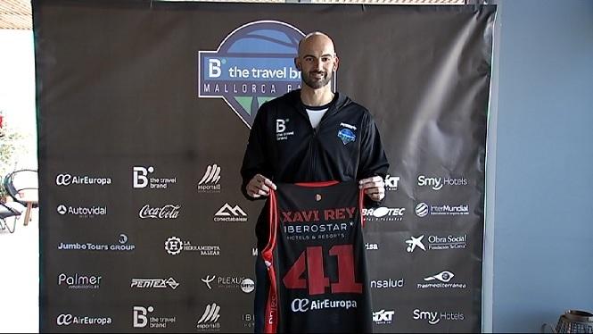 Xavi+Rey%2C+presentat+amb+el+B+The+Travel+Brand+Mallorca