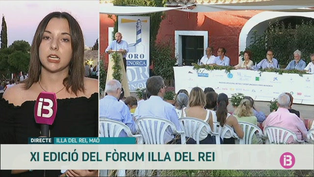 La+XI+edici%C3%B3+del+Forum+Illa+del+Rei+debat+sobre+els+nous+reptes+per+a+Menorca