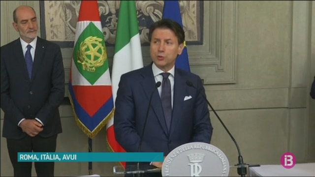 Giuseppe+Conte+rep+l%27enc%C3%A0rrec+de+formar+un+nou+Govern+a+It%C3%A0lia