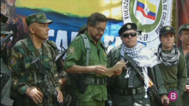 L%27ex+n%C3%BAmero+dos+de+les+FARC+torna+a+la+lluita+armada
