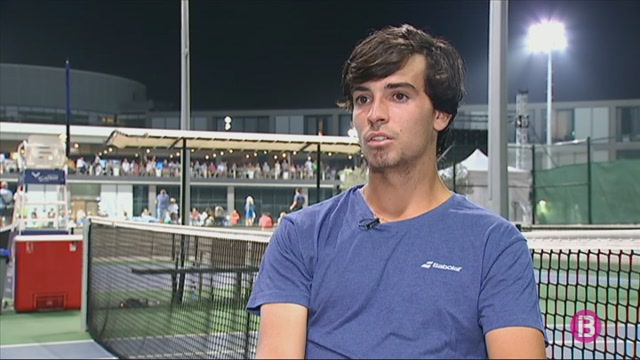 Pedro+Vives%2C+l%27%C3%BAnic+mallorqu%C3%AD+al+quadre+final+del+Rafa+Nadal+Open
