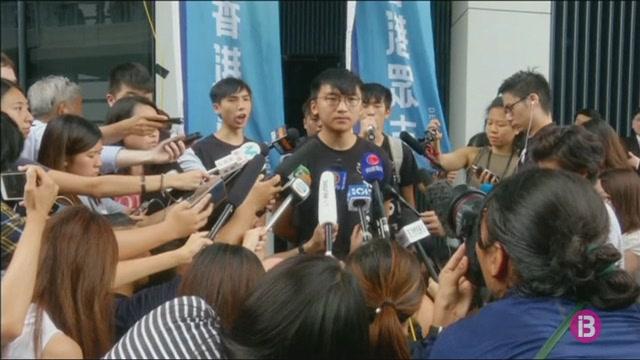 Detenen+tres+activistes+a+Hong+Kong