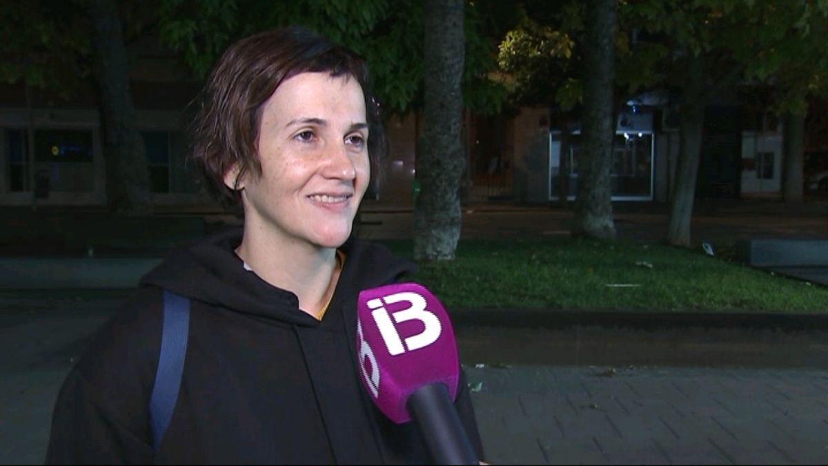 El+Moviment+Feminista+de+Mallorca+reinvidica+la+llibertat+de+la+dona+per+caminar+tranquil%C2%B7la+els+vespres