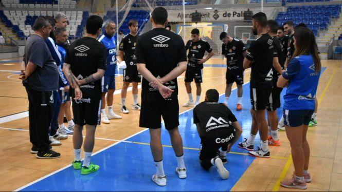 El+Palma+Futsal+torna+a+la+competici%C3%B3+contra+el+Saragossa