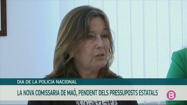 La+nova+Comissaria+de+la+Policia+Nacional+de+Ma%C3%B3%2C+a+l%27espera+dels+nous+pressupostos+de+l%27Estat