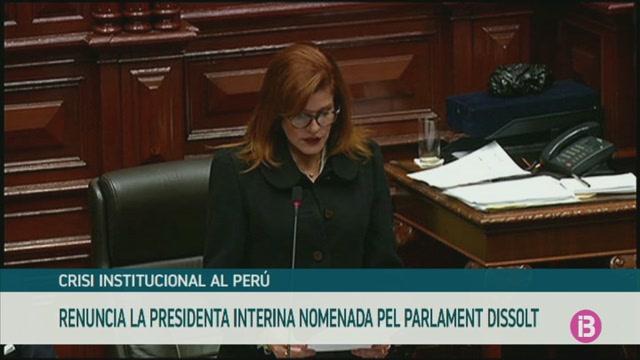 Ren%C3%BAncia+la+presidenta+interina+del+Per%C3%BA+nomenada+pel+Parlament+dissolt