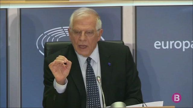 Josep+Borrell+rep+el+vistiplau+dels+eurodiputats+per+convertir-se+en+alt+representant+de+la+UE