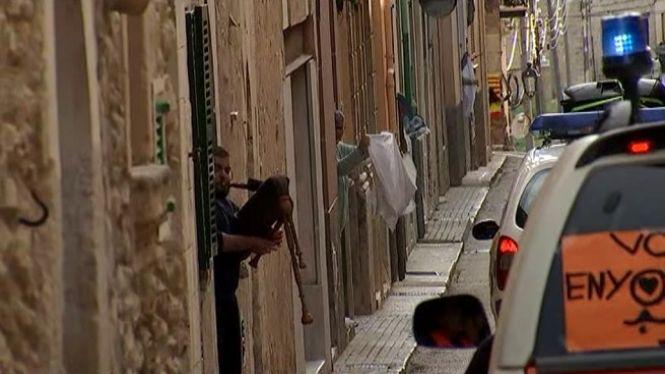 La+Policia+Local+i+Protecci%C3%B3+Civil+omplen+Lloret+de+m%C3%BAsica