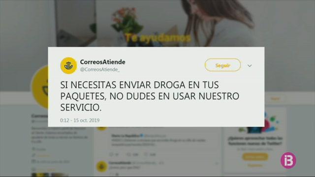 Hackejat+el+compte+d%27atenci%C3%B3+al+client+de+Correus+a+Twitter