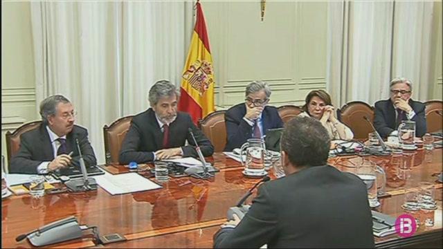 Manuel+Marchena+compareix+davant+la+Comissi%C3%B3+Permanent+del+Consell+General+del+Poder+Judicial