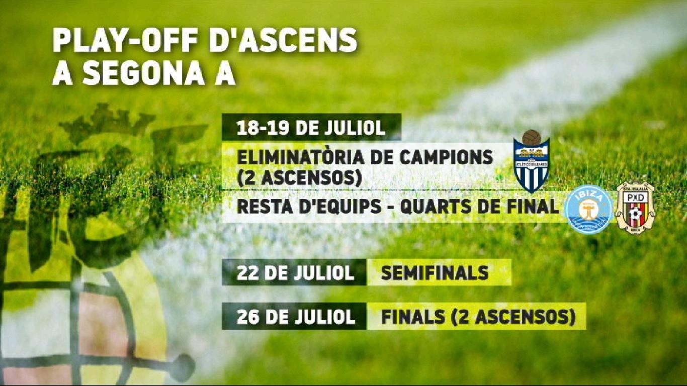 Els+playoff+d%27ascens+a+Segona+i+Segona+B+es+diputaran+al+mes+de+juliol