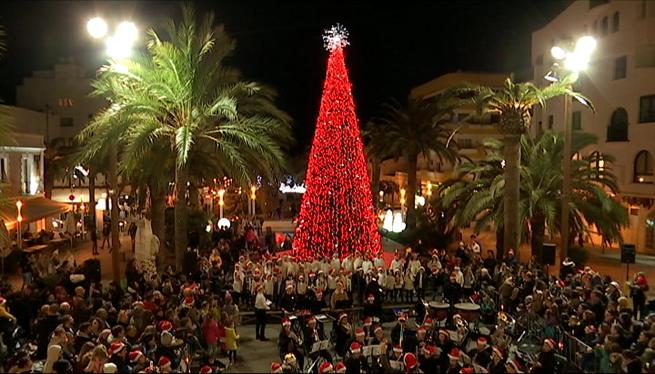 Santa+Eul%C3%A0ria+dona+la+benvinguda+al+Nadal
