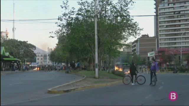 Es+radicalitza+la+protesta+social+contra+la+desigualtat+a+Xile