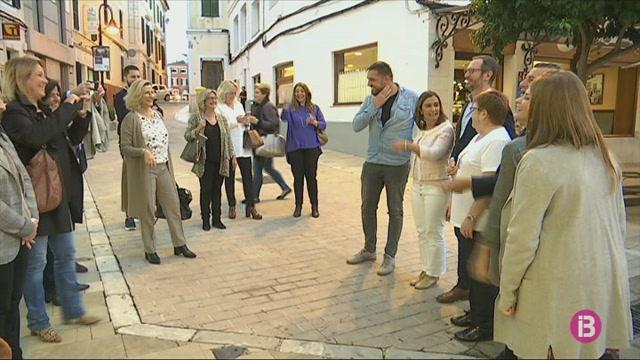 Javier+Maroto+fa+una+crida+als+votants+menorquins+a+no+dividir+el+vot+del+centre-dreta