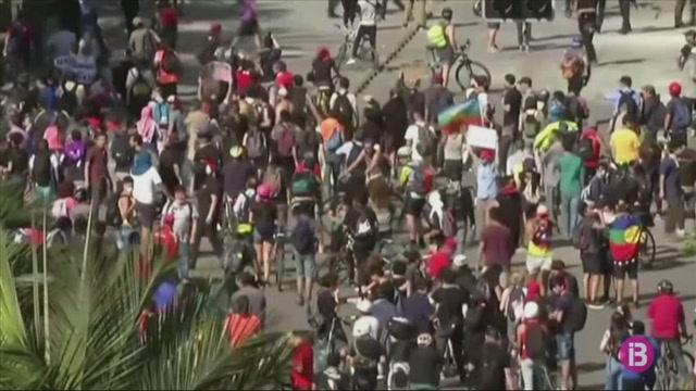 El+Govern+de+Xile+renuncia+a+acollir+les+cimeres+del+Clima+i+de+l%27APEC+per+les+revoltes