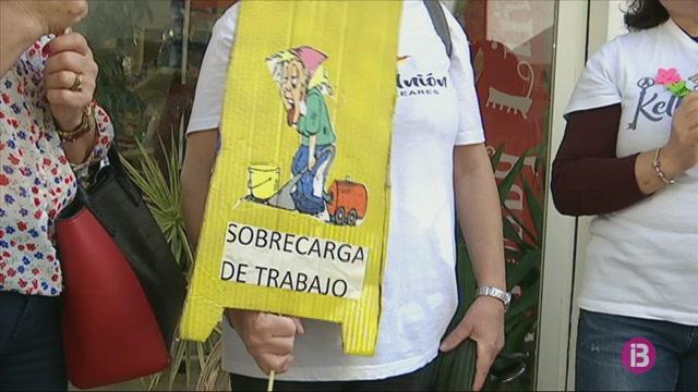 Les+kellys+tornen+a+protestar+a+Eivissa+per+la+sobrec%C3%A0rrega+de+feina