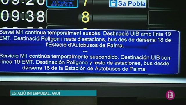 La+l%C3%ADnia+de+metro+de+la+UIB+continua+avariada
