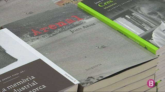 La+Fira+del+Llibre+en+Catal%C3%A0+ofereix+a+Ferreries+destacades+novetats+editorials