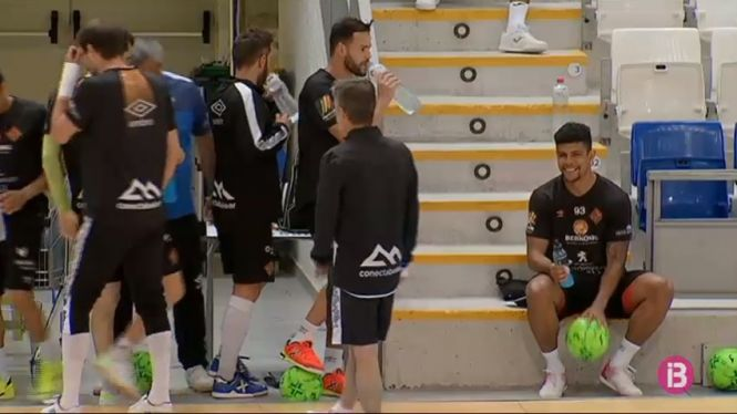 El+Palma+Futsal+vol+recuperar+el+lideratge+a+Ja%C3%A9n