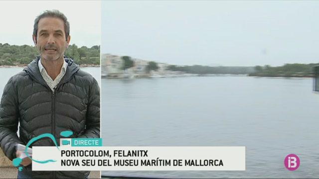 Portocolom+tendr%C3%A0+una+seu+del+Museu+Mar%C3%ADtim+de+Mallorca