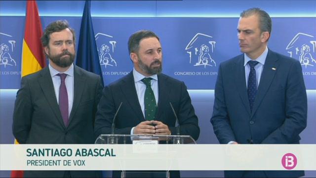 Abascal+acusa+S%C3%A1nchez+de+frau+electoral+per+pactar+amb+Podem