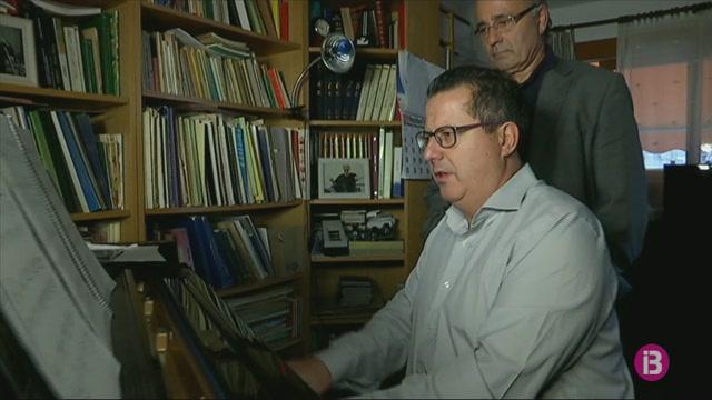 El+compositor+Josep+Prohens+llan%C3%A7a+un+tercer+disc+interpretat+pel+pianista+Andreu+Riera