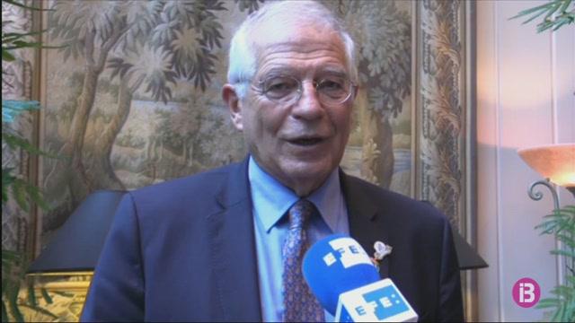 Borrell+titlla+de+rid%C3%ADculs+els+possibles+contactes+entre+R%C3%BAssia+i+l%27expresident+de+Catalunya