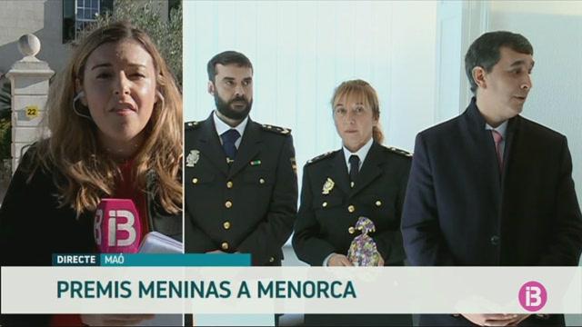 La+Policia+Nacional+de+Ciutadella+i+el+jutge+Daniel+Garcia%2C+premiats+per+la+seva+feina+contra+la+viol%C3%A8ncia+masclista