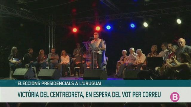 Vict%C3%B2ria+del+centredreta+a+les+presidencials+d%27Uruguai+a+l%27espera+del+vot+per+correu