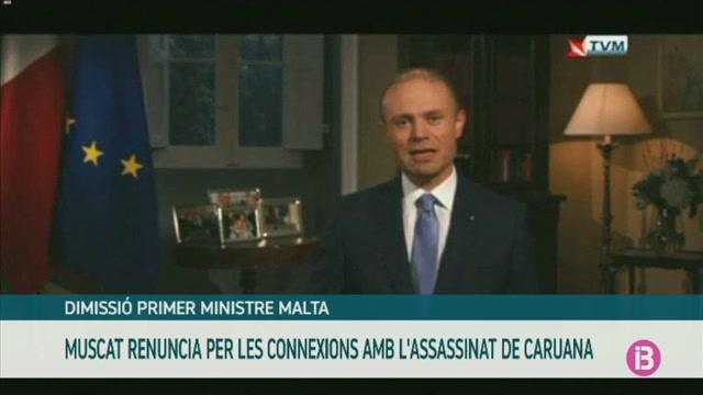 Dimiteix+el+primer+ministre+de+Malta+despr%C3%A9s+de+destapar-se+connexions+de+col%C2%B7laboradors+seus+amb+l%27assassinat+de+la+periodista+Daphne+Caruana