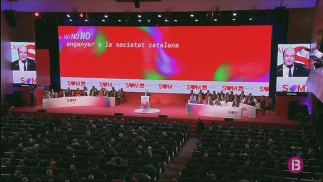 El+PSOE+torna+a+empla%C3%A7ar+ERC+a+tancar+un+acord+per+fer+Pedro+S%C3%A1nchez+president
