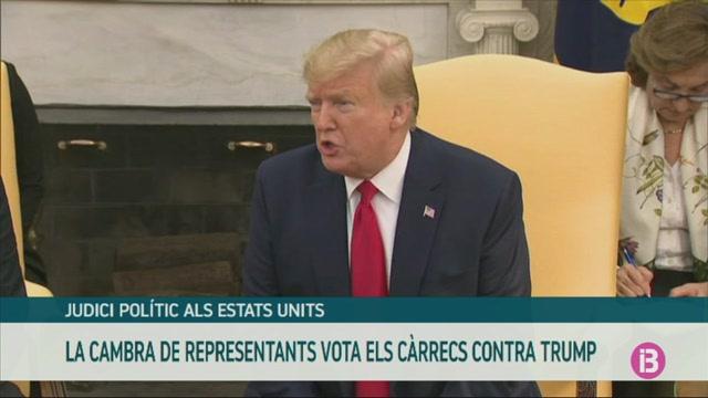 La+Cambra+de+Representants+dels+Estats+Units+vota+els+c%C3%A0rrecs+d%27ab%C3%BAs+de+poder+i+obstrucci%C3%B3+contra+Trump